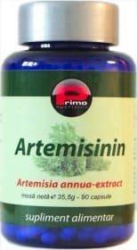 Artemisinin-Romania