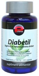 Suplimente pentru diabetici